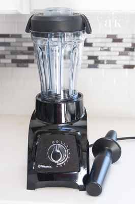 I love my Vitamix S30. Two for the price of one