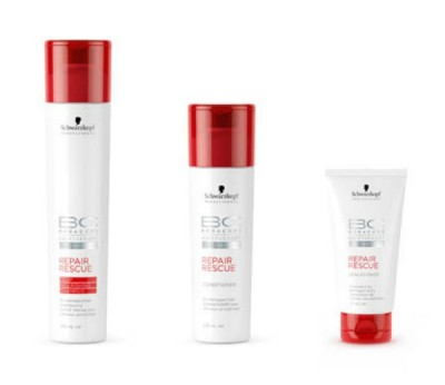 If you have damaged hair - this is the hair line for you. Repair Rescue Holiday Box