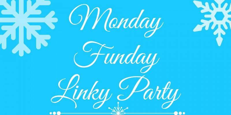 Monday Funday Blog Linky Party {November 24}