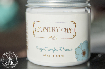Country Chic Paint Image Transfer Medium