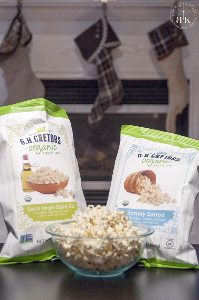 GH Creators Organic Popcorn