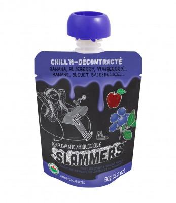 Organic Slammers Superfood Snack