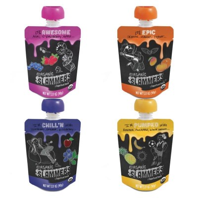 Superfood Snacks - Organic Slammers