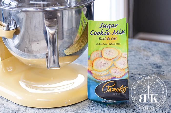 Pamela's Sugar Cookies