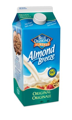1.89L Original Almond Breeze Canadian Chilled