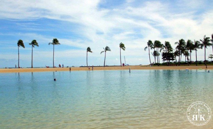 A little less stress is good for overall heart health. The Hilton Lagoon in Honolulu, Hawaii (Oahu) provides just that. | The Bewitchin' Kitchen