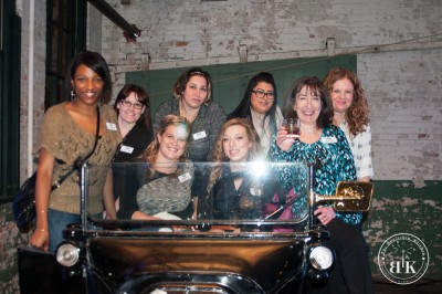 Canadian Bloggers at the Ford Piquette Plant