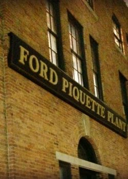 Ford Piquette Plant - A special part of world history