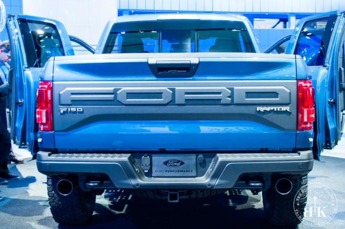 Ford Raptor V6