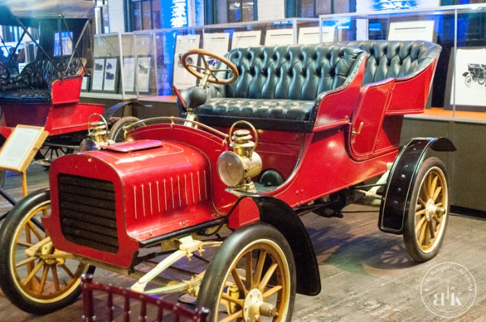 The Ford Piquette Plant