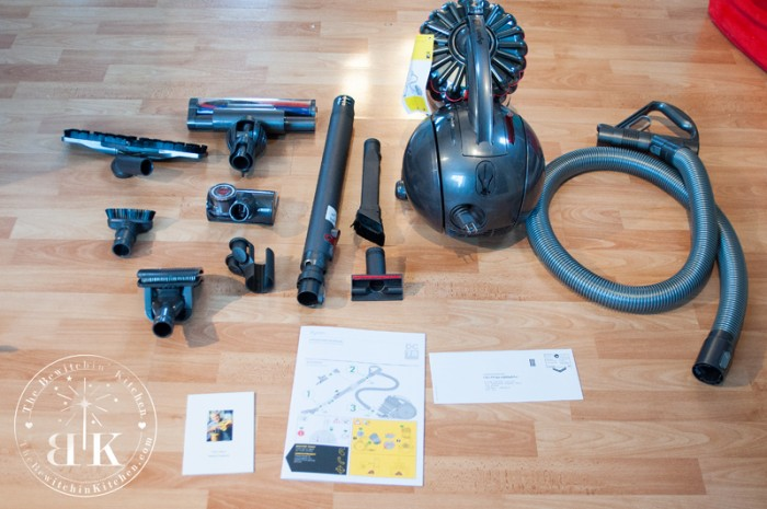 What you get with the Dyson DC78 Cinetic Turbinehead Animal