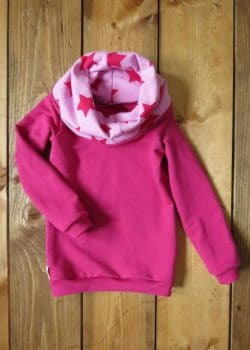How adorable is this cowl neck sweater from Home Grown Apparel! Cute toddler and childrens clothes that are handmade with quality stitching and materials.