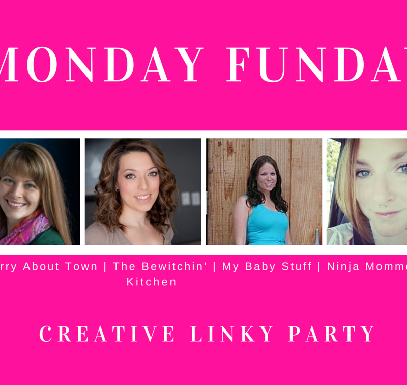 Monday Funday Linky Party {March 2}
