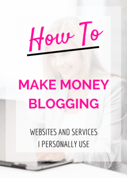 Have you ever wondered how YOU can make money blogging or social media? You need to read this. | The Bewitchin' Kitchen