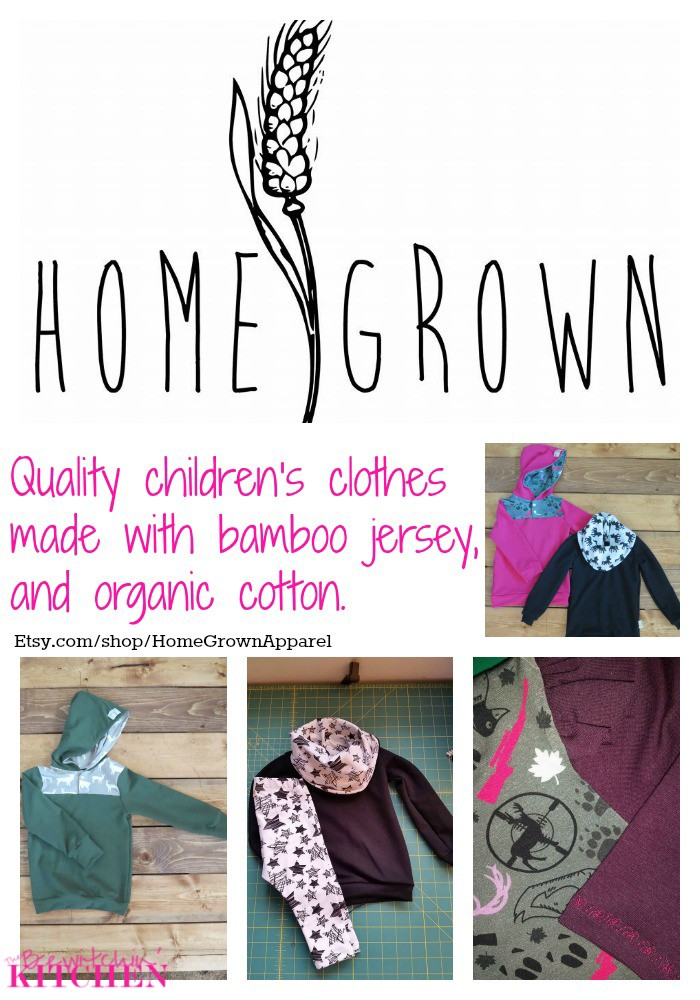 Unique and quality kids clothes for boys and girls. Home Grown Apparel uses quality and organic material to make their kids clothes. Amazing kids outfits and baby clothes