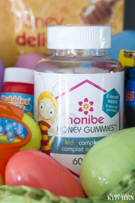 Childrens vitamins that are 50% less refined sugar and natura (plus they taste great)