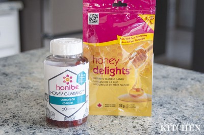 Honibe gummies complete and delicious honey delights candy.