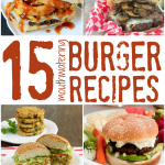 15 mouthwatering burger recipes you have to try this BBQ season from The Bewitchin' Kitchen