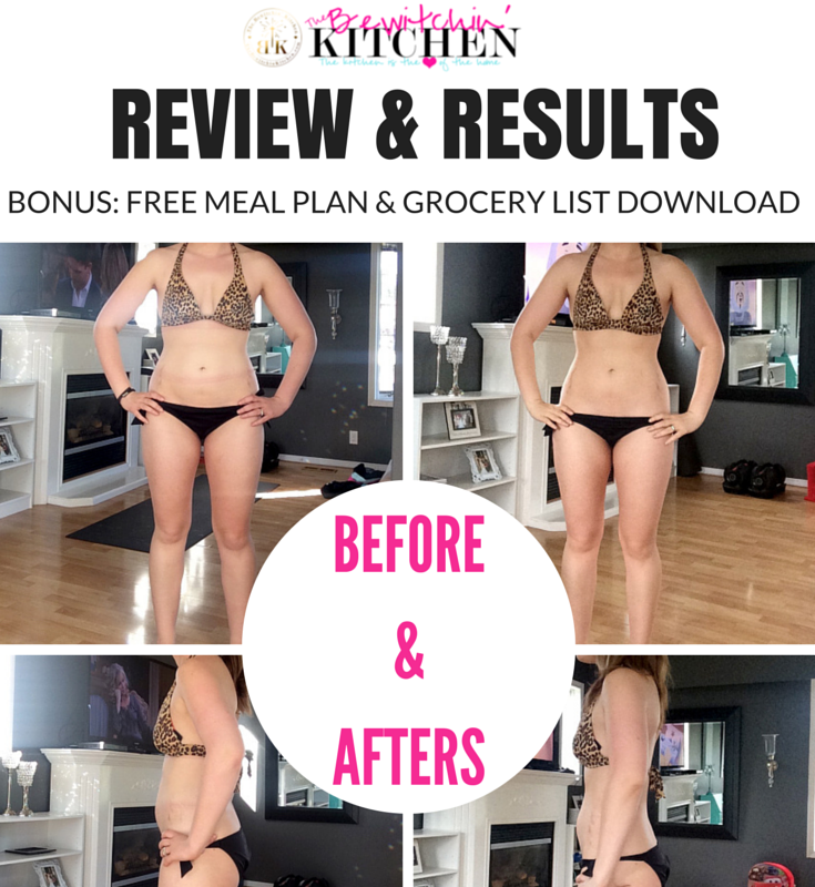 21 Day Fix Extreme Review & Results + Free Download