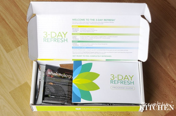 How to have success on the 3 Day Refresh PLUS FREE meal plan and shopping list download from The Bewitchin' Kitchen.