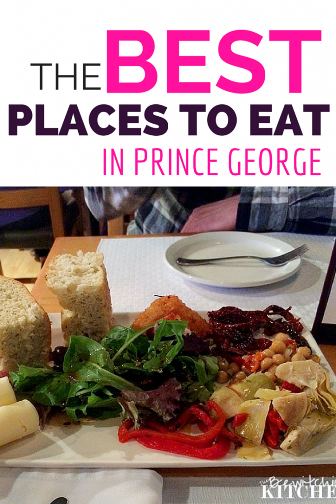 Traveling to the Prince George area? Check out the best restaurants in Prince George. You're not going to want to miss this on your British Columbia Travel.