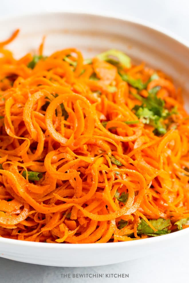 Moroccan Carrot Salad Recipe