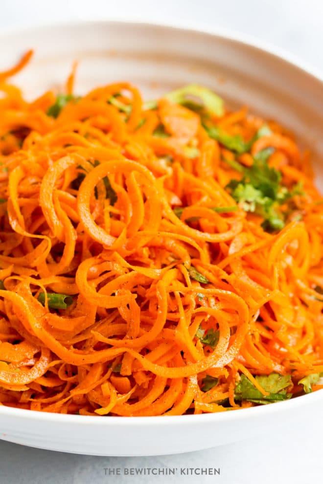 Moroccan Carrot Salad Recipe