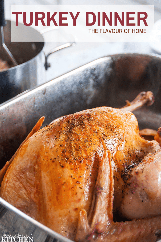 perfect-turkey-dinner | The Bewitchin' Kitchen