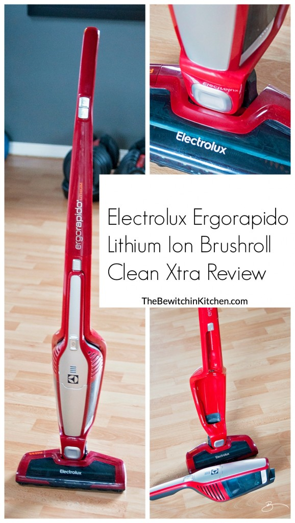 Electrolux Ergorapido Review Giveaway Us Only The