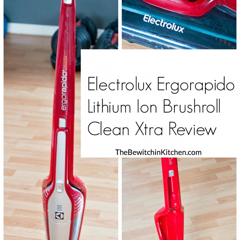 Electrolux Ergorapido Review + Giveaway (US Only)
