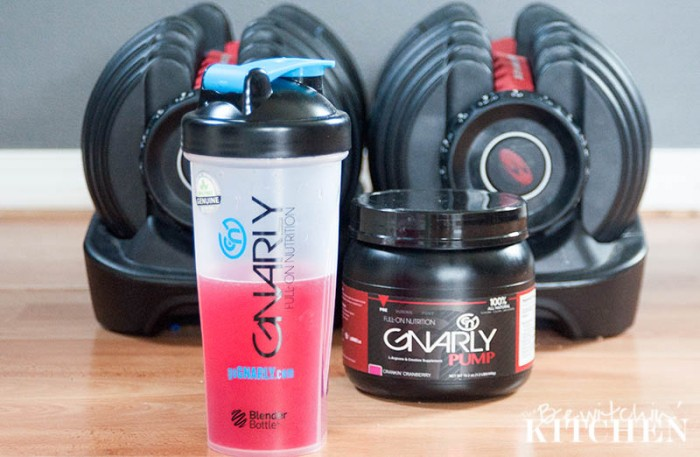 Gnarly Pump pre-workout review