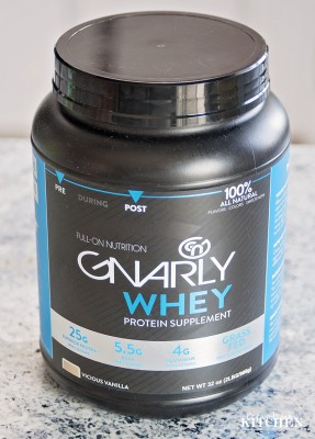 Gnarly Whey Protein Powder Review - is it worth the hype?
