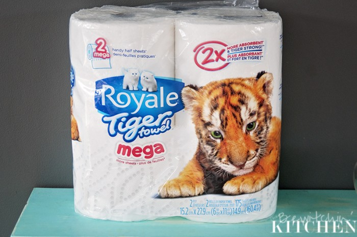 Tiger Towels Review, can it handle the mess of a bbq?