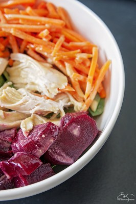 The Glory Bowl: one of my favorites! Healthy meal idea that's great for nutritious lunch or dinner recipe.