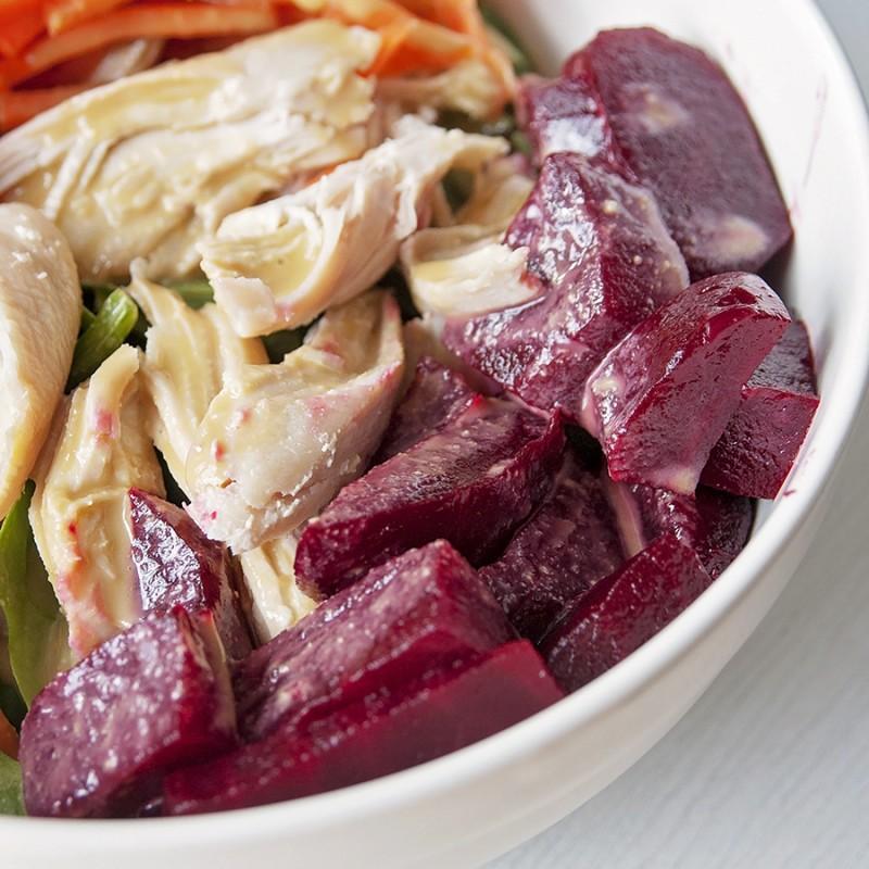 Healthy Meal Idea: The Glory Bowl