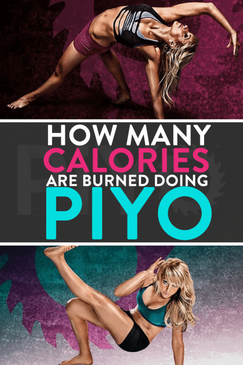 Want to know how many calories are burned doing PiYo? I recorded my heart rate doing the workouts to give you a better number to help motivate your health and fitness goals.
