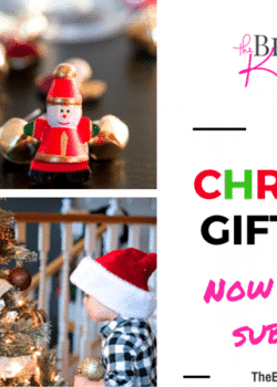 Canadian blogger gift guide