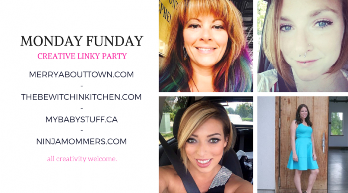 Monday Funday Creative Bloggers Link Up Party