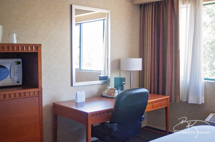 Holiday Inn Express Kelowna BC - an affordable place to stay in the Okanagan.