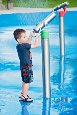 Having fun at one of the waterparks in Kamloops. See how this image turned out on canvas.
