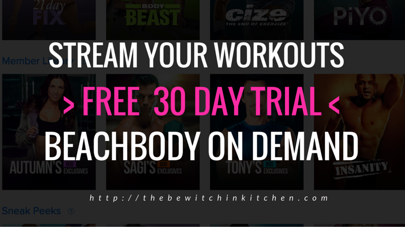 Beachbody On Demand – Stream Your Workouts