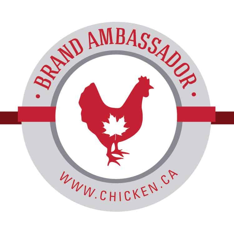 Chicken Farmers of Canada Ambassador