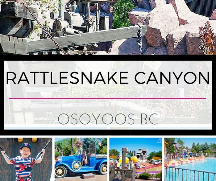 Rattlesnake Canyon in Osoyoos BC
