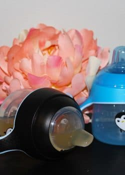 Finally! A true spill proof sippy cup. Toddler moms get ready to sing. Philips Avent My Penguin Sippy Cup. Toddler hacks.