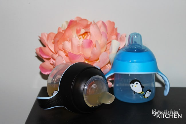My Penguin Sippy Cup by Philips Avent #LoveIsInTheDetails