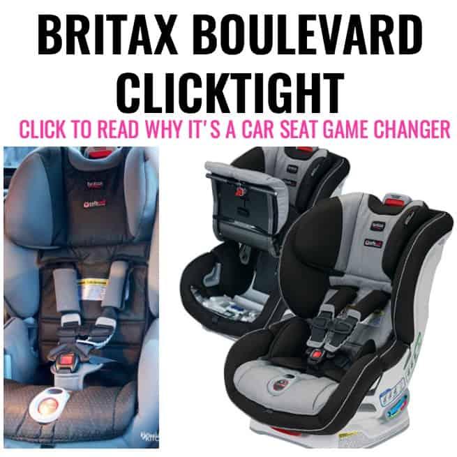 Britax Boulevard ClickTight