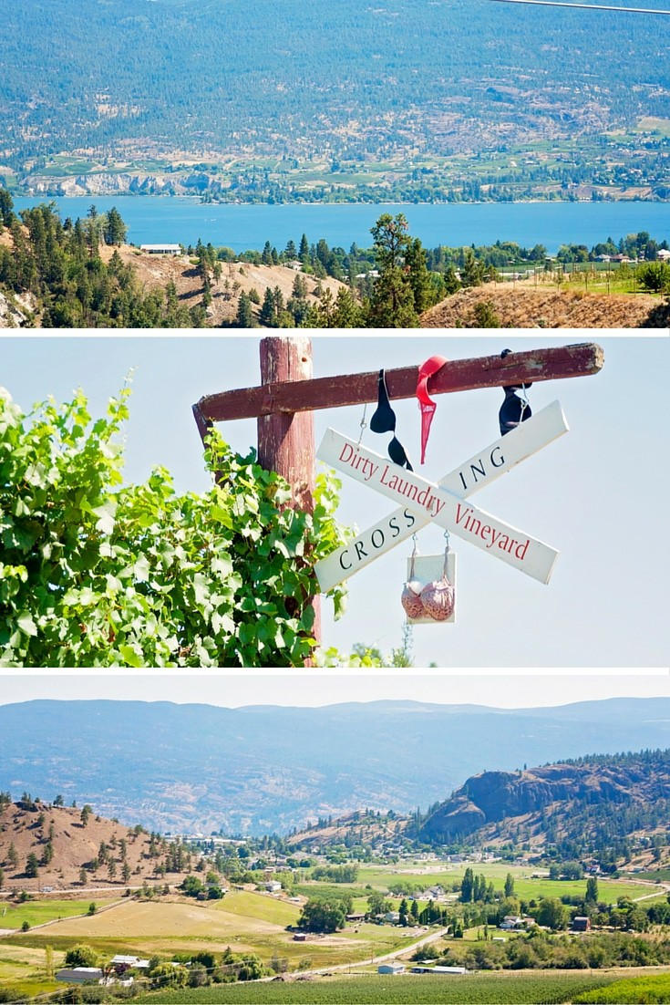 The Kettle Valley Steam Railway is a fun family attraction in Summerland, British Columbia. A BC train ride throughout the Okanagan back country with stunning views. | thebewitchinkitchen.com
