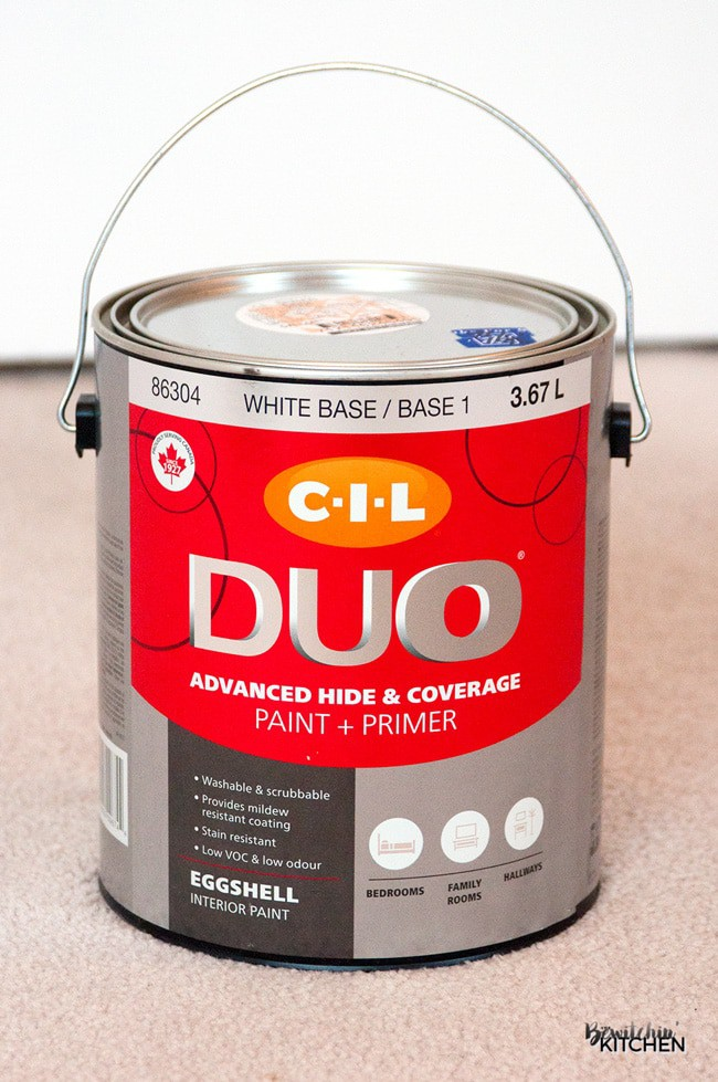 Designer Grey is the perfect grey paint. I used it to paint my master bedroom with CIL DUO and now I want to do a few more rooms. It's a warm grey with no undertones.