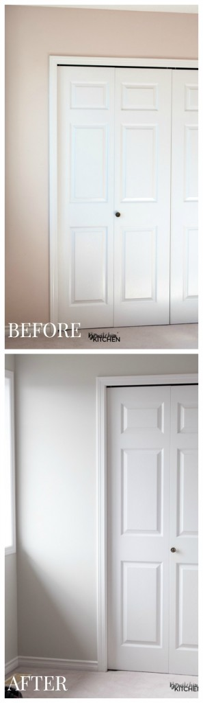 Designer Grey Is The Perfect Paint I Used It To My Master Bedroom