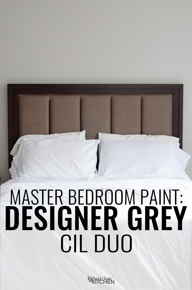 Designer Grey Is The Perfect Grey Paint. I Used It To Paint My Master  Bedroom